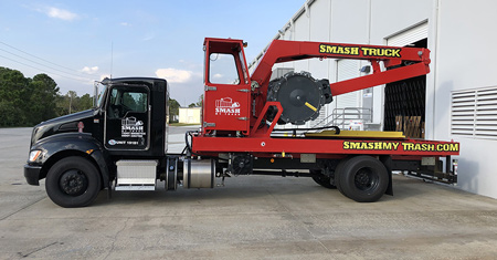 Do Smash Trucks Damage Dumpsters? No, and Here's Why